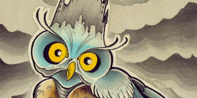 Castle Owl