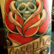 joseph_script_skull_rose