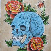blue_skull_roses