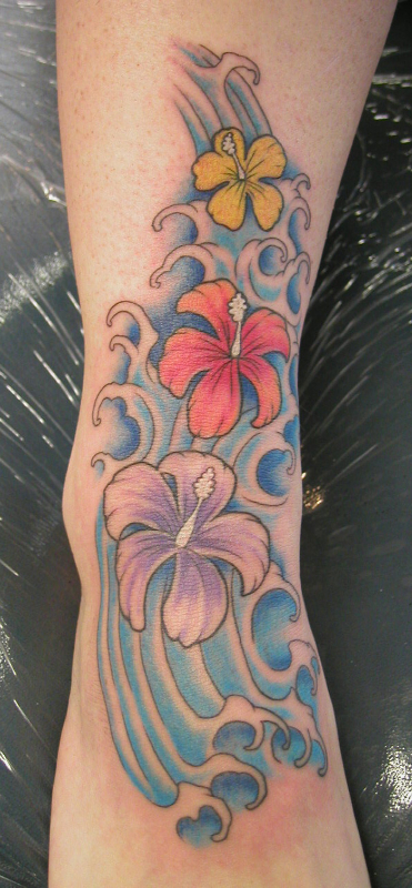 About >> Color Tattoos | Opie Ortiz